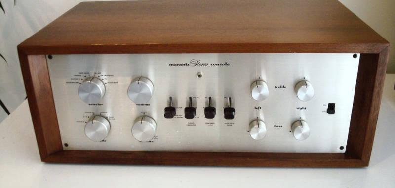 marantz 7 riaa phonograph preamp preservation sound rh preservationsound com Marantz 10B Schematic Model 7 Marantz Tube Amp
