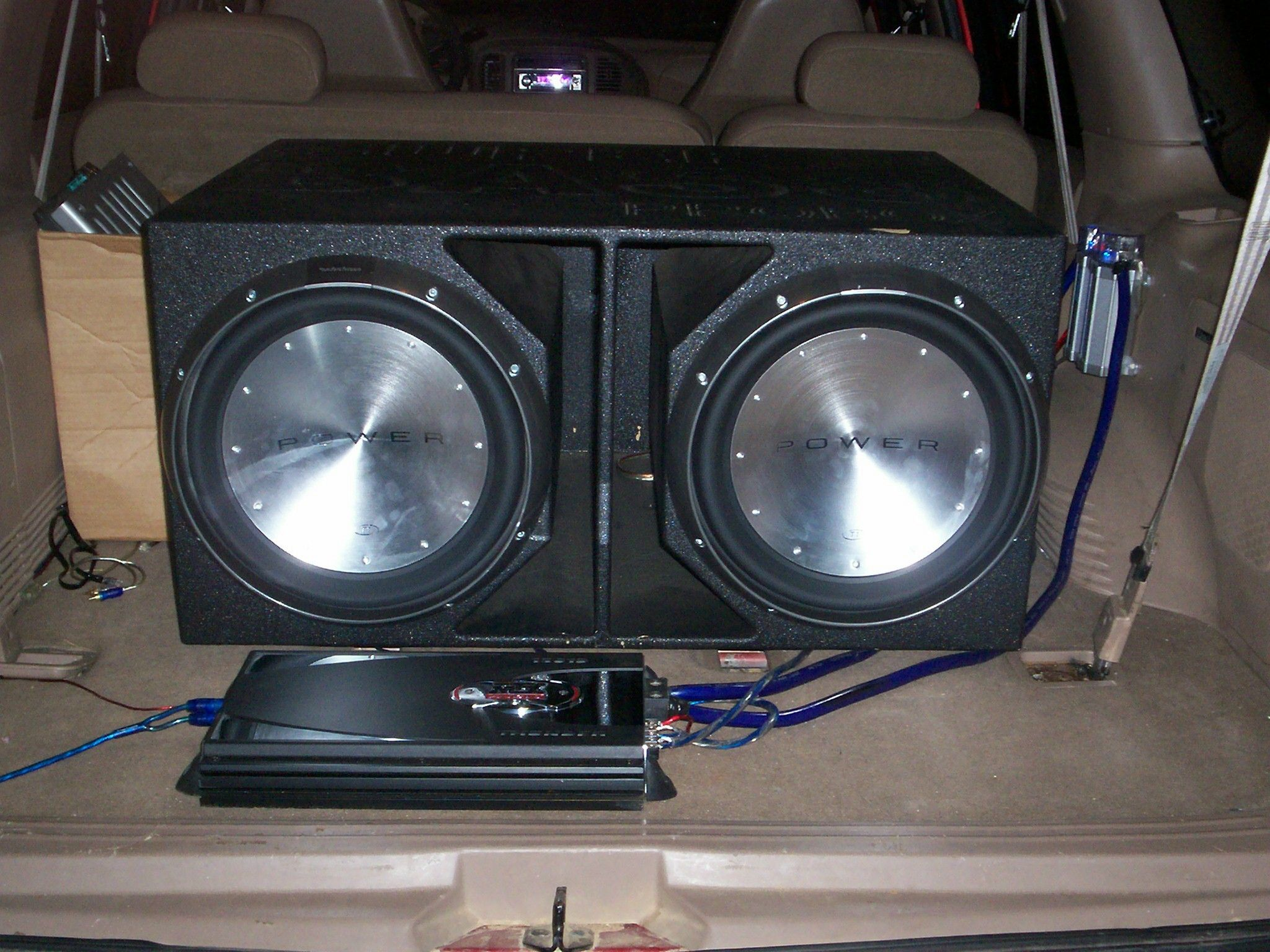 Loud car audio rockford fosgate 2 rockford fosgate power t1 15s publicscrutiny Gallery