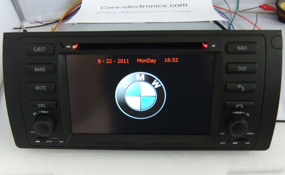 Bmw Navigation Dvd Road Map Europe Professional 2012 3 Dvds