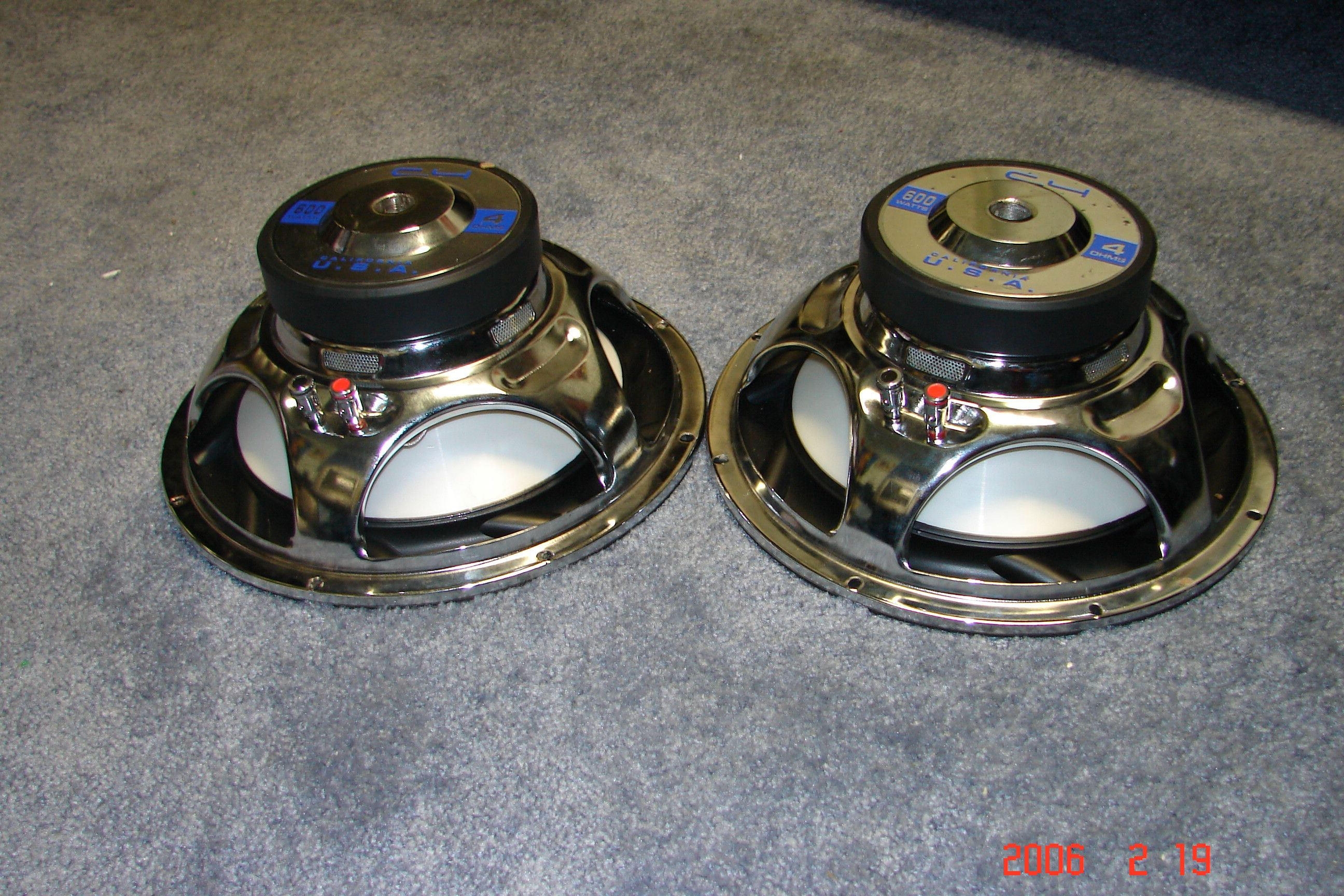 pioneer car stereo sub woofers