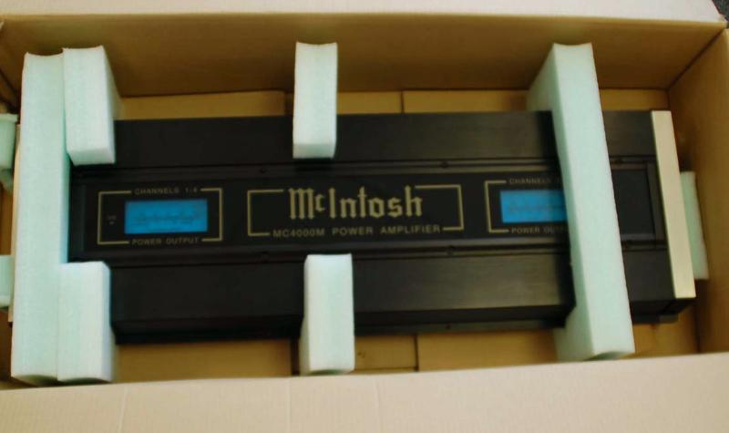 Mcintosh Car Audio For Sale