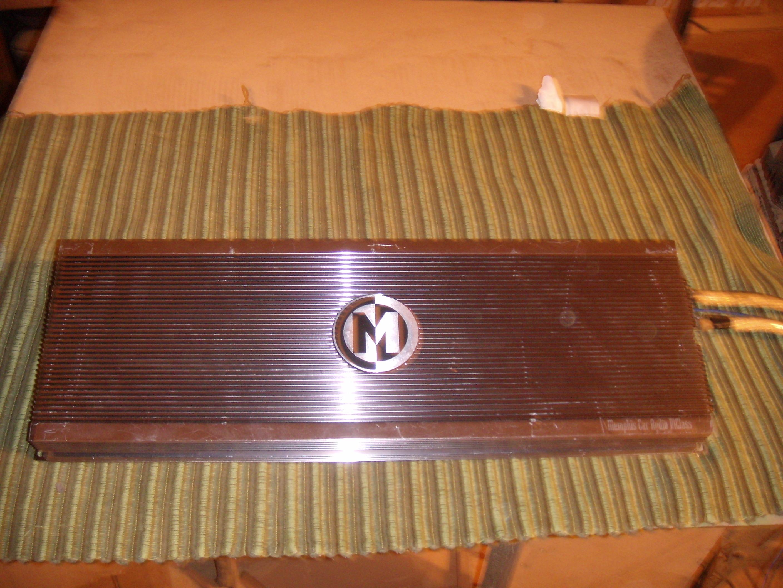 1500 Watt memphis amp