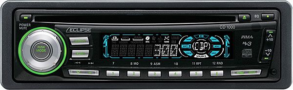 Eclipse CD 1000 In Dash Stereo NEW
