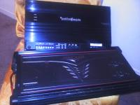 Rockford Fosgate, Amplifiers