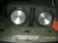Rockford Fosgate, EnclosuresAndSubs