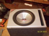 MTX Audio, EnclosuresAndSubs