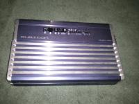 Soundstream, Amplifiers