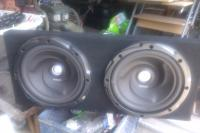 Kenwood, Subwoofers