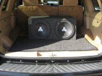 JL Audio, EnclosuresAndSubs