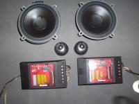 Boston Acoustics, ComponentSpeakers