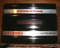 Crunch, Amplifiers