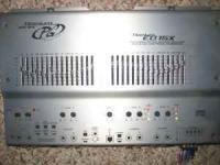Phoenix Gold, Amplifiers