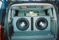 JL Audio, Subwoofers