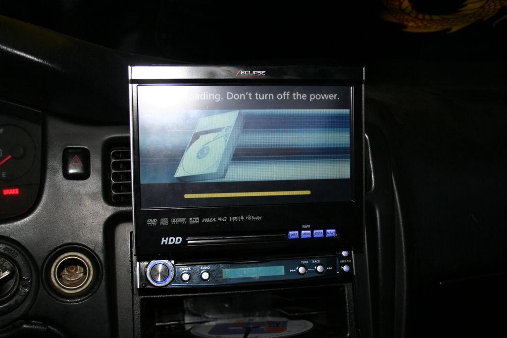 Eclipse Car Stereo: Eclipse AVN 7000