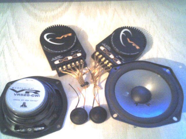 Jl Audio Vr525csxo High Performance 2way Crossover Speakersrhcarstereo: Jl Audio Crossover At Gmaili.net