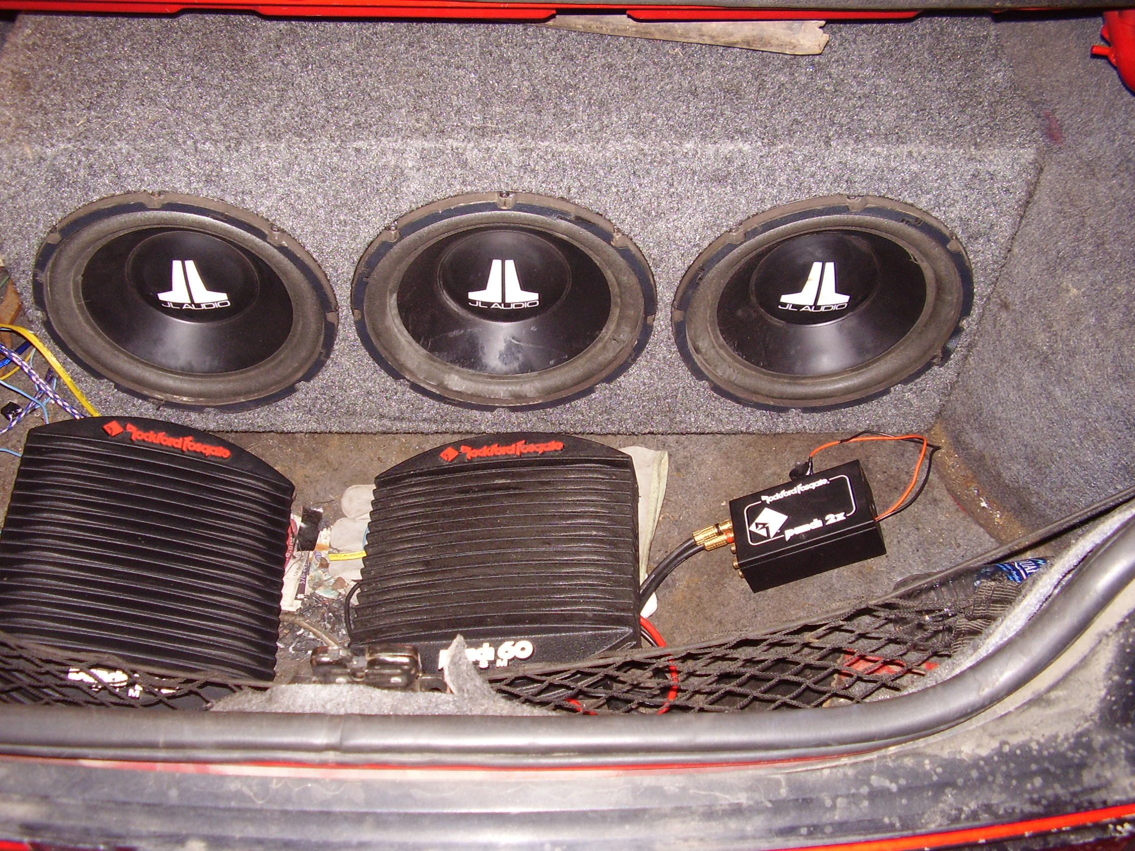 rockford fosgate enclosure with Details on Auction Image Gallery further Item sku likewise Wiring Subwoofers Ohms besides Fostex Speaker Box as well Celestion Speaker Box Enclosure.