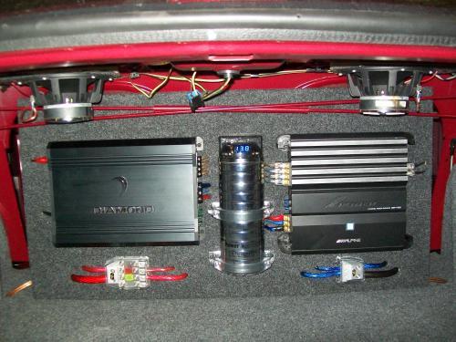 1995 buick century car audio install