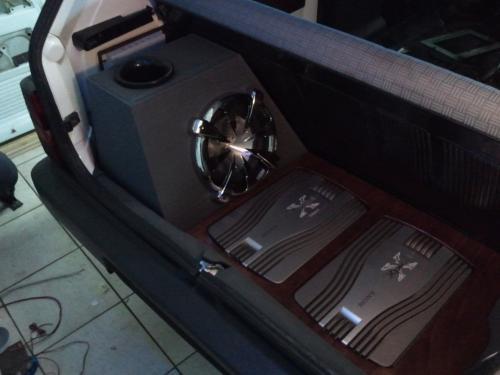 1987 Fiat Panda Car Audio Install