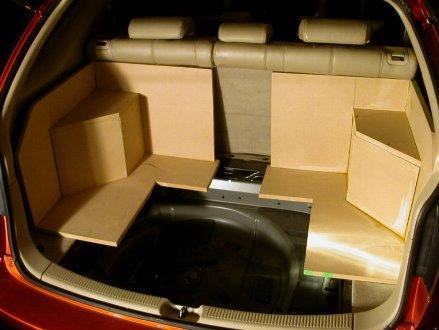 نظام صوتى من  JL Aduioفى سيارة ليجزاس 320