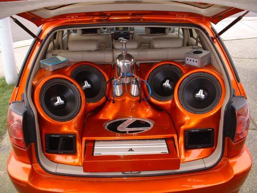 1999 Lexus RX300 SUV Car Audio Install