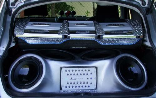 2009 Nissan Qashqai Car Audio Install