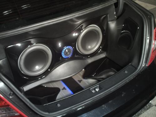 2008 Mercedes Benz C300 Car Audio Install