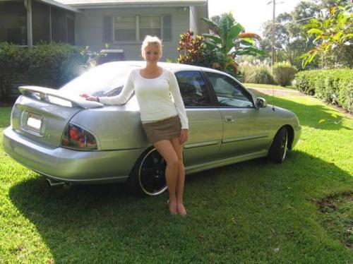 2003 Nissan Sentra Spec V Car Audio Install