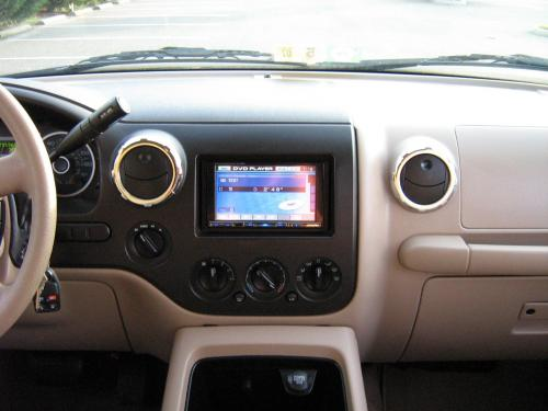 2005 ford expedition car audio install. Black Bedroom Furniture Sets. Home Design Ideas