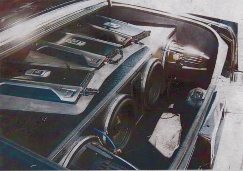 MECA 2014 Finals Car Audio Installs SQ SPL and Old School ...  Old School Car Audio Installs